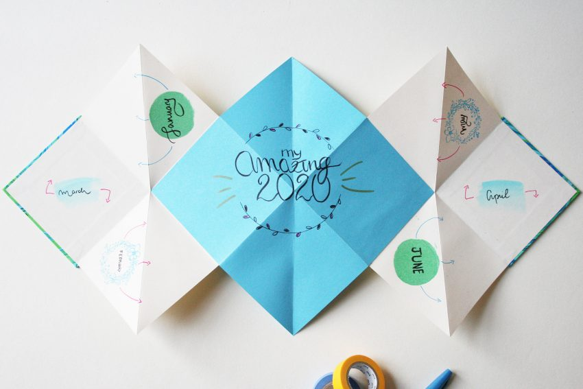 Easy Origami Christmas Tree : 9 Steps (with Pictures) - Instructables | 567x850